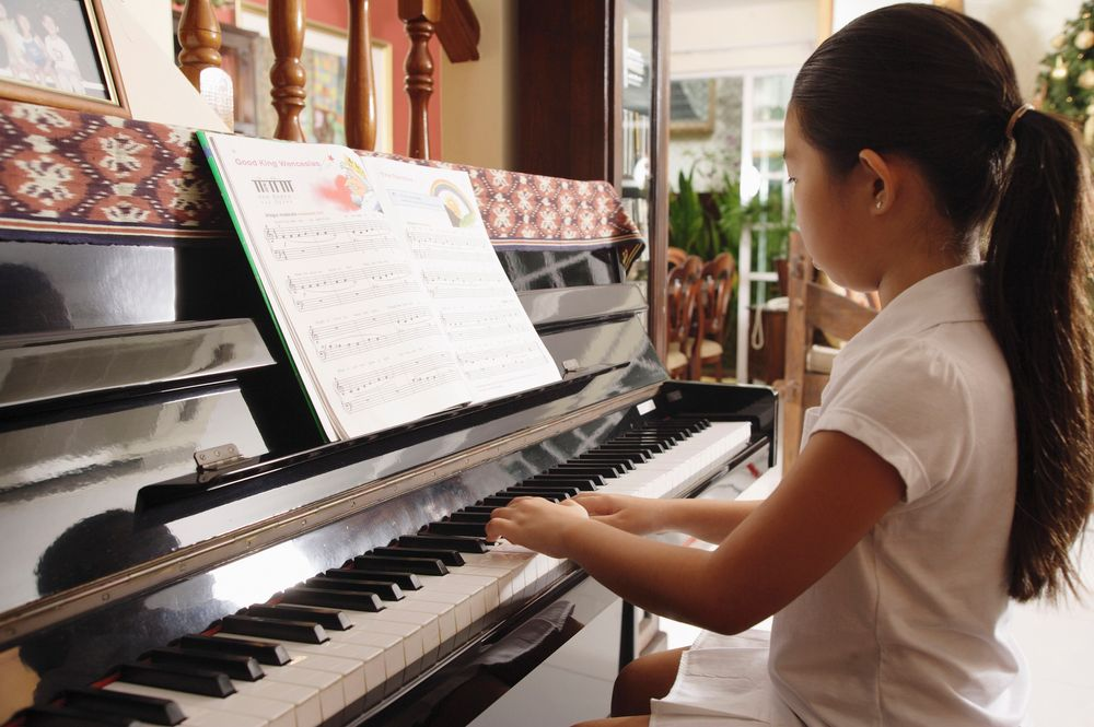 Beginner Piano Basics: Posture