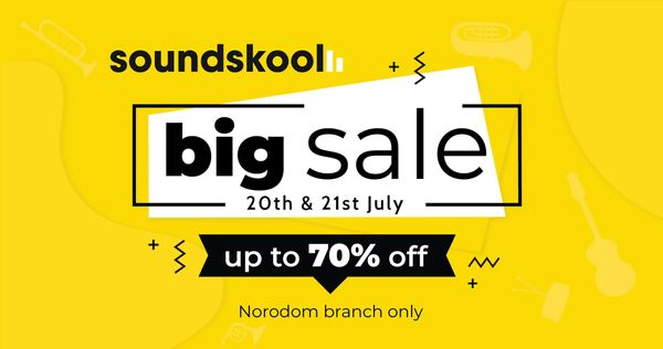 July 2019 Big Sale